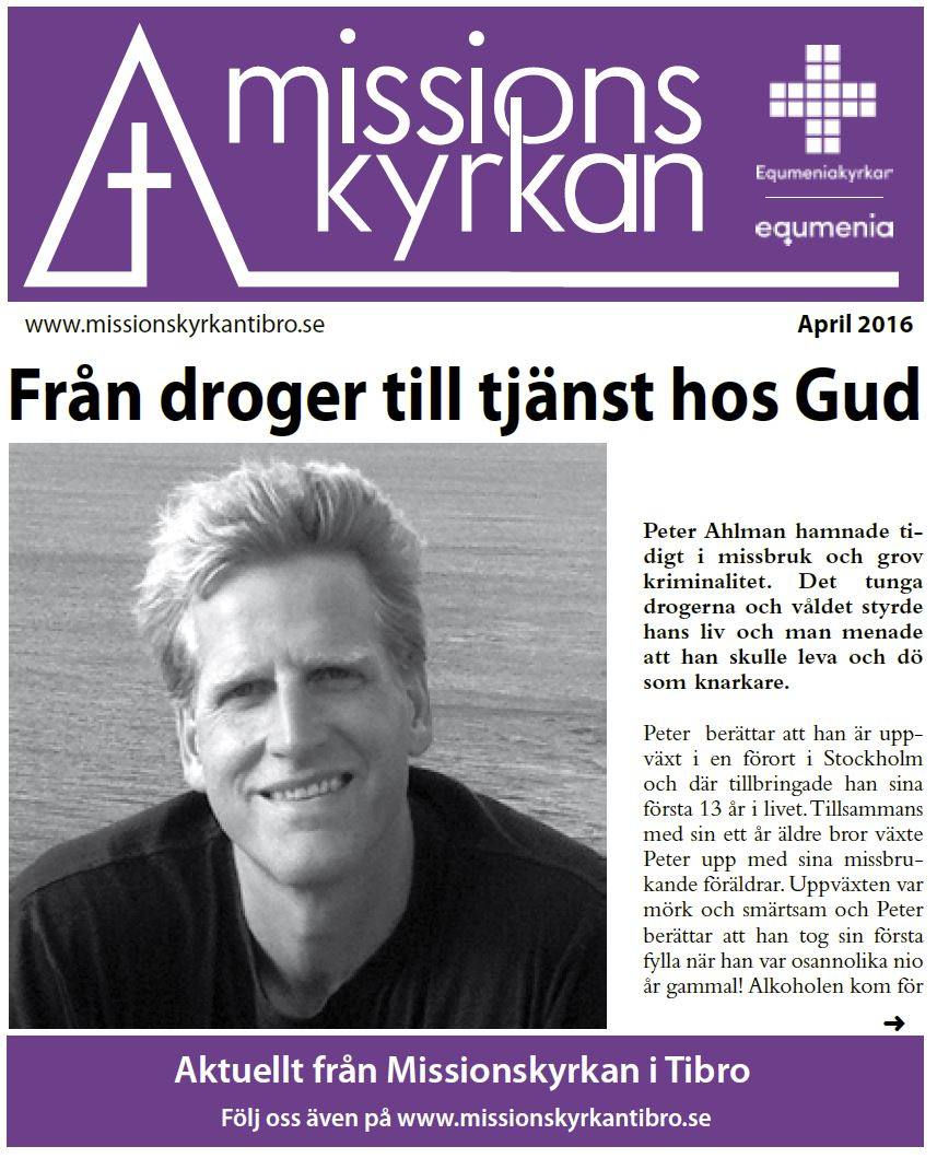 Tidningen Missionskyrkan 2016 03