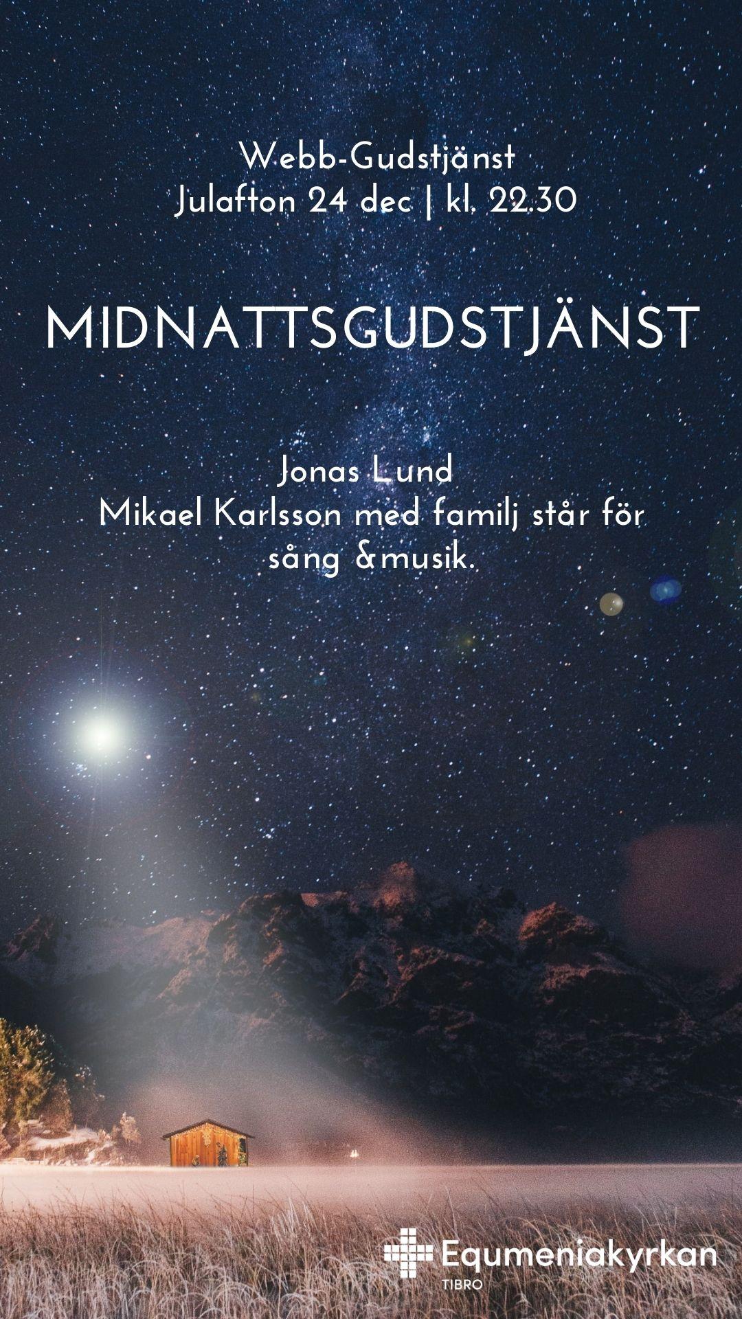natt stjärnor jul skjul