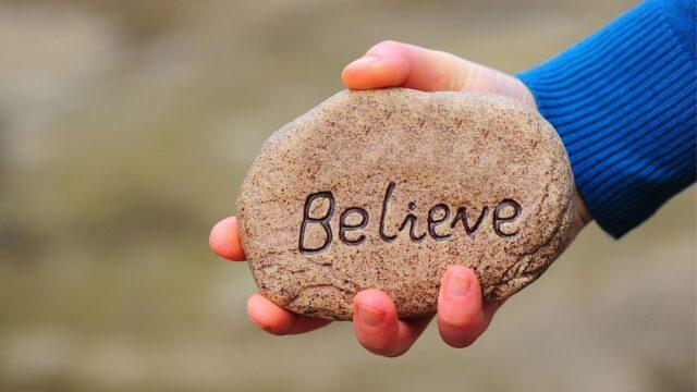 believe sten hand
